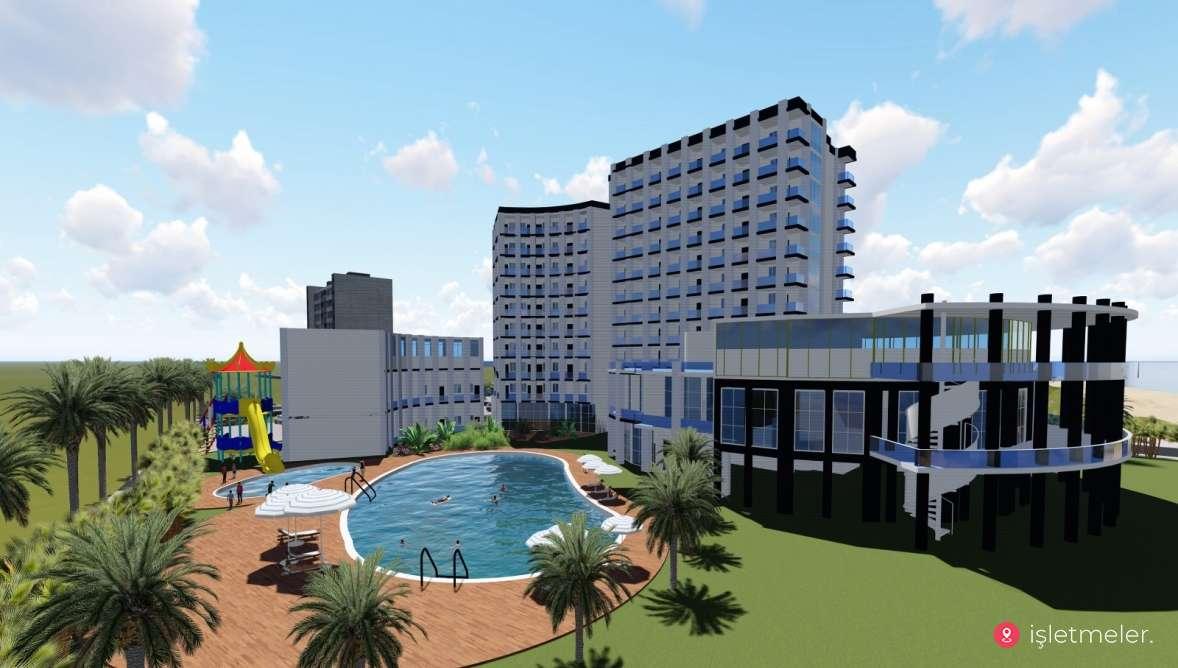 Mersin Deluxe İstanbul Resort Hotel